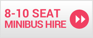 8-10 Seater Minibus Hire Dundee