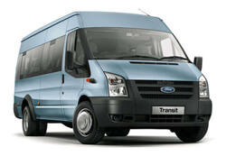 17 - 18 Seater Minibus Dundee